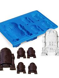 Недорогие -выпечке Mold Для торта Для получения льда Для шоколада силиконовый Сделай-сам