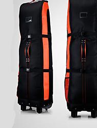 PGM Unissex Bolsa de Transporte para Golfe Bolsa Capa de Viagem com Rodas para Golfe