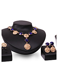cheap -Women's Jewelry Set Multi-stone Rhinestone Personalized Vintage Fashion Euramerican Statement Jewelry Wedding Party Special Occasion