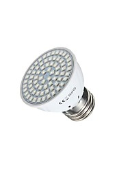 3W GU10 GU5.3(MR16) E26/E27 LED Grow Lights MR16 72 leds SMD 2835 Red Blue 400lm 2700-3500K AC110 AC220V