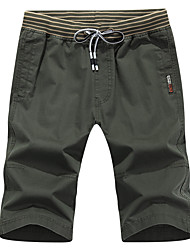cheap -Men's Hiking Shorts Outdoor Breathable Pants / Trousers Camping / Hiking / Fishing