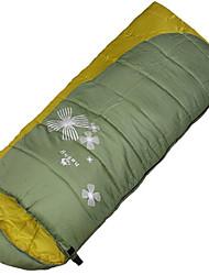 Schlafsack Rechteckiger Schlafsack Doppelbett(200 x 200) -5  0  15 Hohlbaumwolle75 Camping DraußenFeuchtigkeitsundurchlässig Wasserdicht