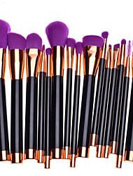 Cepillo para Polvos Cepillo para Base Contour Brush Sistemas de cepillo Cepillo para Colorete Pincel para Sombra de Ojos Pincel para