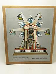 Wind-up Toy Ferris wheel Toys Toys Iron Metal 1 Pieces Children's Gift