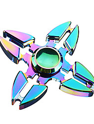 cheap -Fidget Spinner Hand Spinner Toys High Speed Lighting Relieves ADD, ADHD, Anxiety, Autism Office Desk Toys Focus Toy Stress and Anxiety