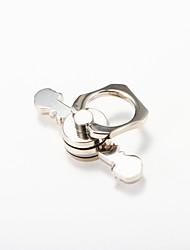 Gli ornamenti dell'inarcamento di fascini del telefono dell'unità di barretta dell'anello di barretta del filetto della mano di fidget