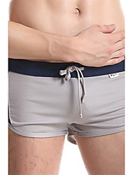 Sportovní Sexy kalhotky Tenkoslipy Polyester