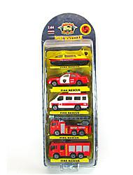 Hračky Vojenské auto Hračky Auto Plastický Kov 5 Pieces Unisex Dárek