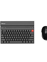 Tastiera e mouse meccanici wireless multi-connessione per pc e smartphone (versione speciale) per utenti non ios