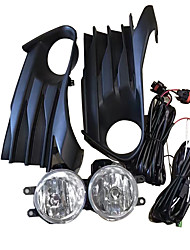 cheap -Original Design Toyo-ta Vios Special Halogen Fog Lamp Kit