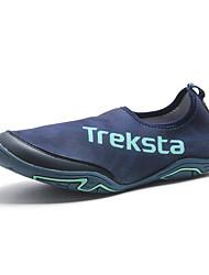 preiswerte -Unisex Sportschuhe Leuchtende Sohlen Neopren Frühling Sommer Outddor Sportlich Wasser-Schuhe Flacher Absatz Braun Blau Flach