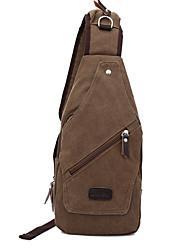 cheap -6 L Shoulder Bag - Waterproof, Wearable, Multifunctional Outdoor Camping / Hiking, Traveling Khaki, Dark Brown, Army Green