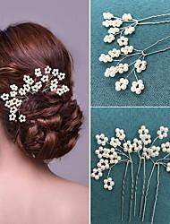 economico -stile elegante del copricapo dello strumento dei capelli del bastone dei capelli del perno di capelli della perla dell'imitazione