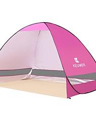 KEUMER 2 persone Tenda Igloo da spiaggia Singolo Tenda da campeggio Una camera Igloo da spiaggia Resistente ai raggi UV per Spiaggia