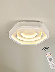 cheap -Flush Mount Modern Ceiling Lamp  for LED Designers Metal Living Room Bedroom Dining Room Study Room/Office Kids Room