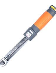 Blindagem de aço tipo 6.3 mm série chave de binário ajustável 2.5-12n.m / 1