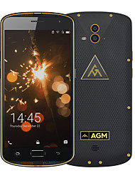 AGM AGM X1 (Golden) 5.5 pulgada Smartphone 4G (4GB + 64GB 13 MP Octa Core 5400)