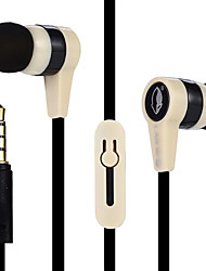 Receptor de cabeza móvil universal del receptor de cabeza de los auriculares móviles universales n3 auriculares bajos del auricular del