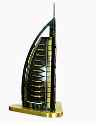 Недорогие -Знаменитое здание Бурдж аль-Араб Веселье Металл Детские Игрушки Подарок