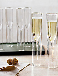 cheap -Drinkware Glass Glass Girlfriend Gift Boyfriend Gift 1pcs
