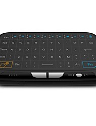 Air mouse keyboard flying squirrels hi8 2,4ghz sans fil pour Android tv box et pc avec pavé tactile