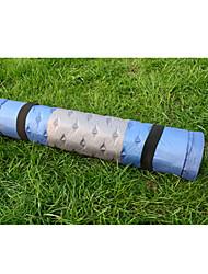 Materassino gonfiabile Tappetino da campeggio Antiumidità Ompermeabile Ripiegabile Privo di elettricità staticaCampeggio Viaggi