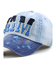 economico -Unisex Estate Per tutte le stagioni Cotone Vintage Casual Berretto con visiera Cappello da sole,Monocolore
