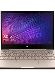 Xiaomi laptop ar 12,5 polegadas intel corem-7y30 dual core 4gb ram 128gb ssd windows10 intel hd teclado retroiluminado