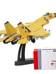 cheap -Toys Fighter Toys Simulation Duck Aircraft Fighter Metal Alloy Plastic Pieces Unisex Gift