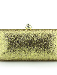 cheap -Bags PU Polyester Cotton PC Metal Chain for Gold Red