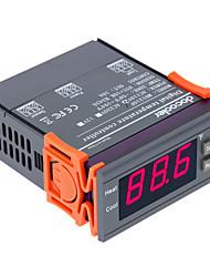 Недорогие -Docooler 10a ac110v цифровой терморегулятор температуры с датчиком