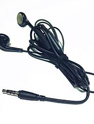 Недорогие -Наушники для наушников в ухе 3,5 мм с микрофоном для samsung s4 / s5 / s6 / s7 шт. Сотовый телефон ручной работы