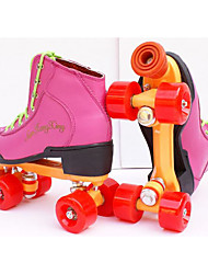 Adults' Roller Skates Red
