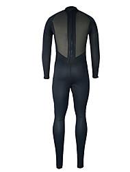 economico -Per uomo 3mm Muta intera Materiali leggeri Antiscivolo Elastico Sport Terital Scafandro Manica lunga Scafandri-Immersioni