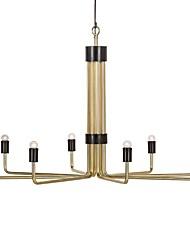 cheap -Rustic/Lodge Pendant Light Bulb Not Included 110-120V 220-240V Designers Uplight