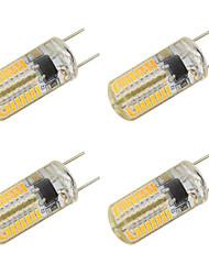 3W LED Doppel-Pin Leuchten T 64 SMD 3014 260 lm Warmes Weiß Kühles Weiß K V