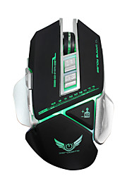 cheap -ZERODATE Wired Gaming Mouse DPI Adjustable Backlit Programmable 1200/1600/2000/2400/3200