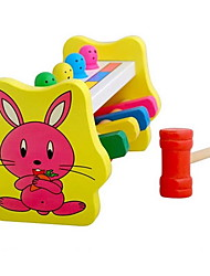 Недорогие -Игра Gopher Игра для всей семьи Игрушки Веселье Дерево Детские Куски