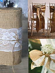 cheap -Wedding Party Linen Wedding Decorations Beach Theme Garden Theme Vegas Theme Asian Theme Floral Theme Butterfly Theme Classic Theme
