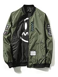 cheap -Men's Plus Size Jacket Stand