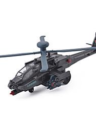 Недорогие -KDW Машинки с инерционным механизмом Самолёт Универсальные Игрушки Подарок / Металл