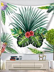 Décoration murale 100 % Polyester Avec motifs Inspiré de la nature Art mural,1