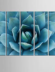 cheap -Art Print Five Panels Vertical Print Wall Decor Home Decoration