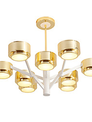 cheap -Modern/Contemporary Chandelier For Living Room Bedroom Dining Room Study Room/Office Kids Room AC 100-240V Bulb Included
