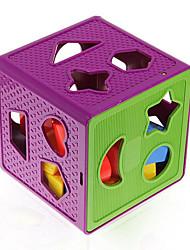 economico -per il regalo Costruzioni Da 2 a 4 anni 3-6 anni Giocattoli
