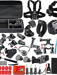 Недорогие -Для Экшн камера Gopro 6 Все Gopro 5 Xiaomi Camera Спорт DV SJCAM SJ4000 SJCAM SJ7000 SJCAM S70