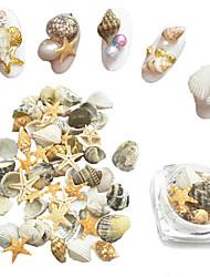 Недорогие -15 pcs Стразы для ногтей маникюр Маникюр педикюр Повседневные Мода / Украшения для ногтей