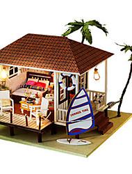 preiswerte -Modellbausätze Spielzeuge Heimwerken Holz Klassisch Stücke Unisex Geschenk