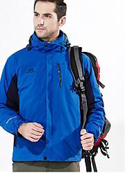 Herrn Damen 3-in-1 Jacken Windundurchlässig für Camping & Wandern Herbst Winter M L XL XXL XXXL