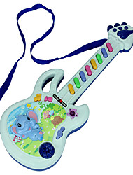 cheap -Guitar Educational Toy Violin Guitar Rectangle Plastics Lovely Toy Musical Instrument Kid's Unisex Gift